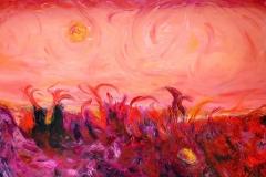 Il cielo di Cydonia-100x70