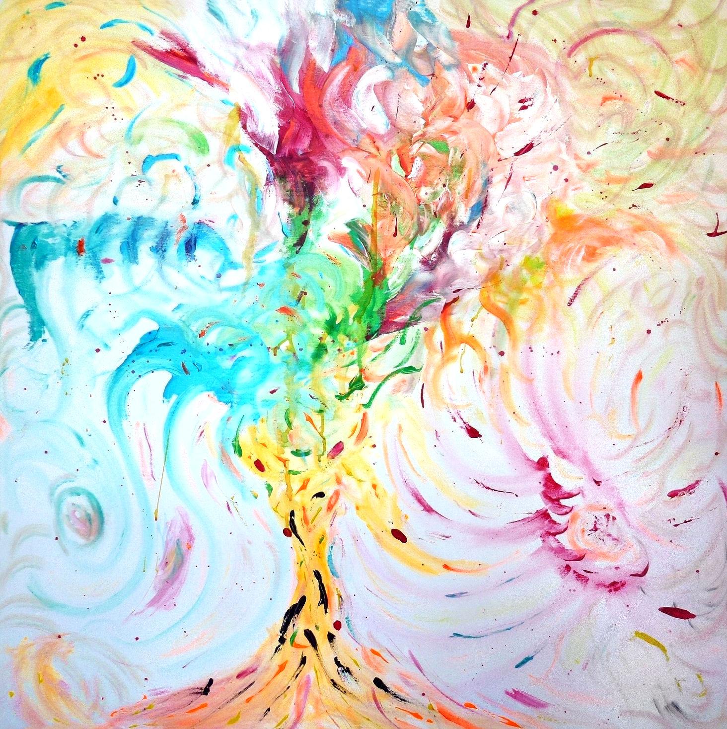 Tree of Life - Quadro di Francesco Dea